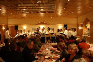 11. Dezember 2009 Jahresabschlusskonzert