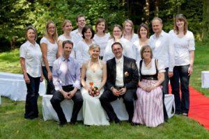 12. August 2011, Hochzeit 2