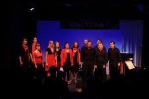 19. Juli 2012 Konzert mit Malytka 2