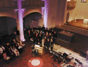 Musikgottestdienst 19. Nov 2013 1